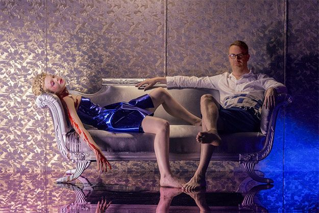 Imagenes Neon Demon