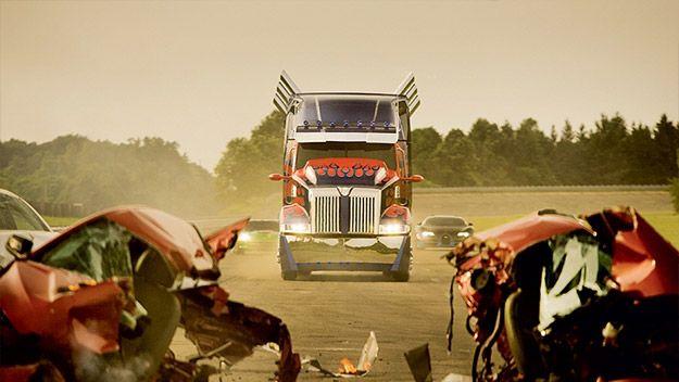 Transformers Arrasa Taquilla