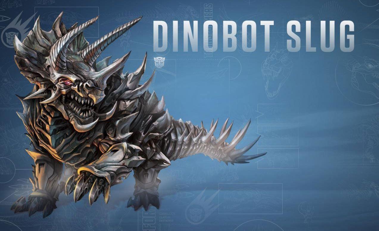 Dinobot Slug Transformers