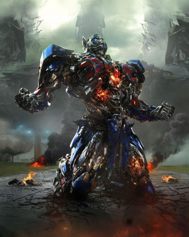 Transformers Era Exticion Nueva 3