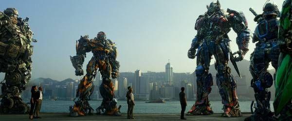 Transformers Nuevas Imágenes