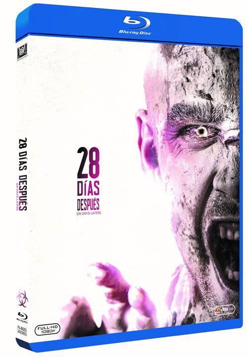Blu-Ray 28 dias despues