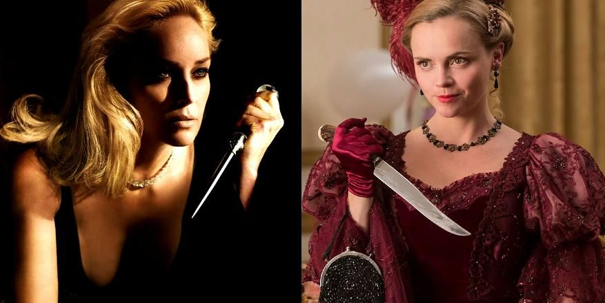 Duelo Catherine Tramell