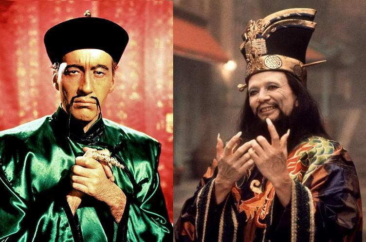 Fu Manchu Vs Lo Pan