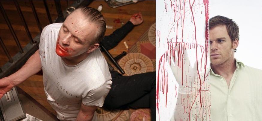 Hannibal Lecter vs Dexter Morgan