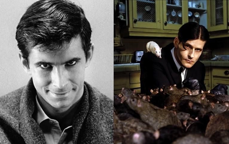 Norman Bates vs Willard