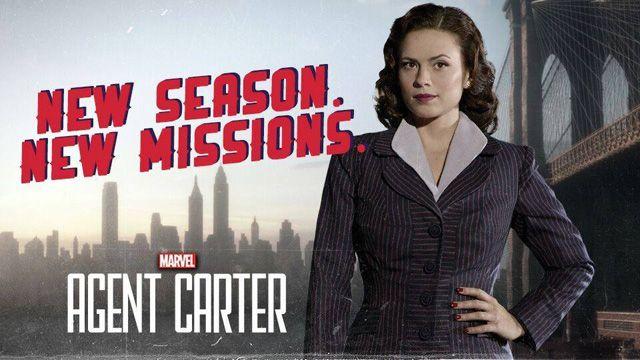 Agenter Carter