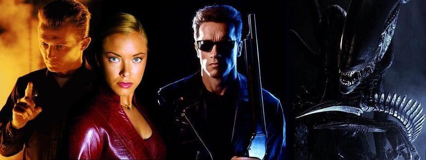 Aliens vs Terminators