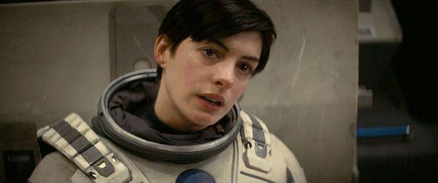 Anne Hathaway protagonizará Interstellar