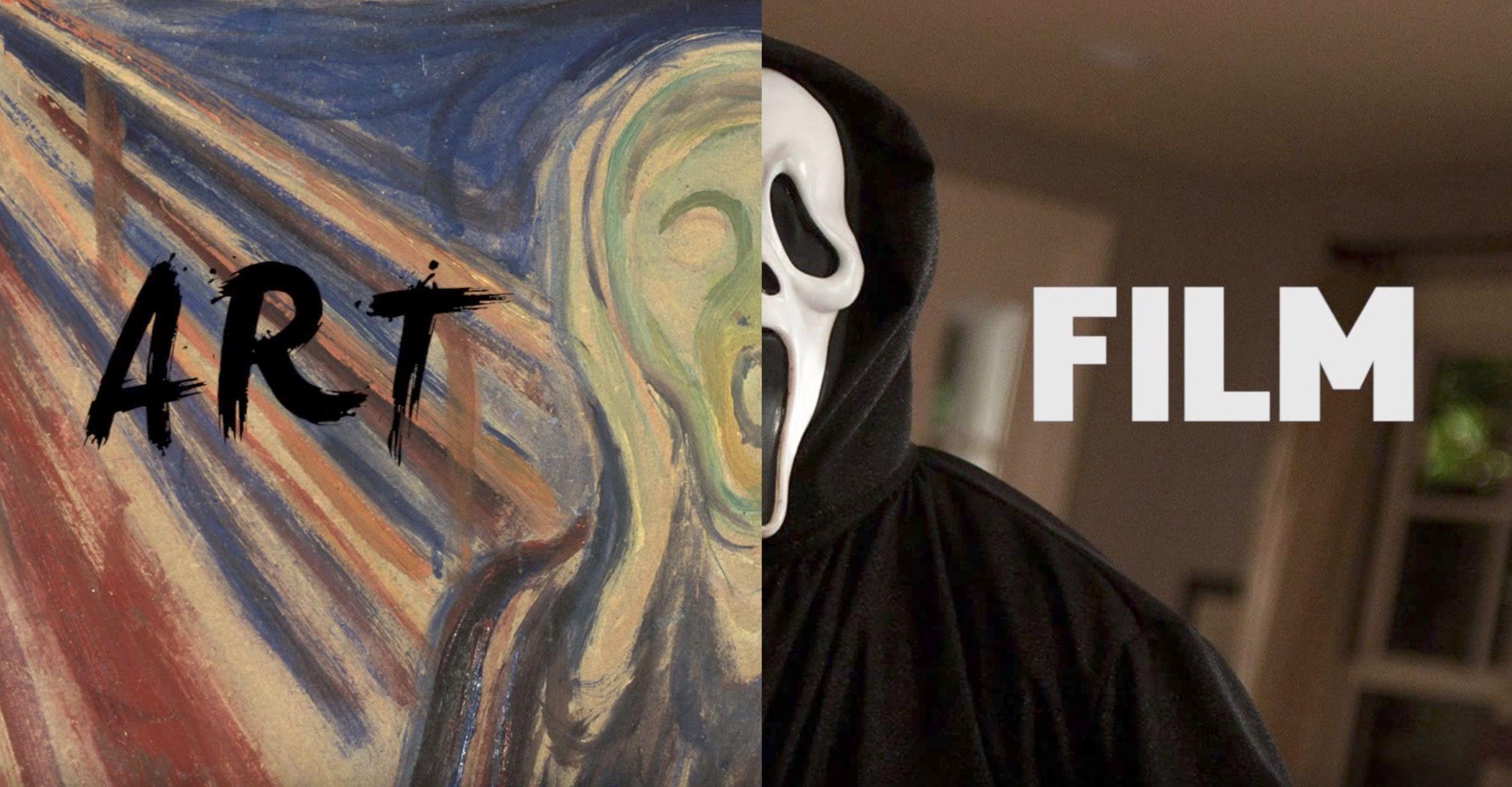 Arte y Cine de Terror