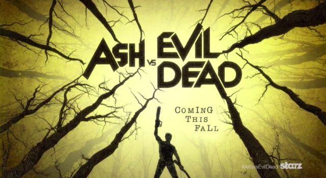 Primera Imagen Oficial ash vs evil dead