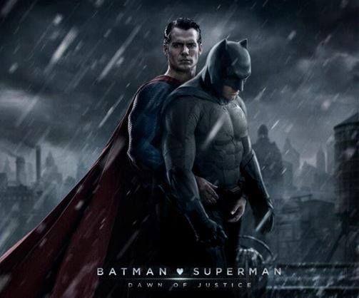 Batman Superman Guion Falso