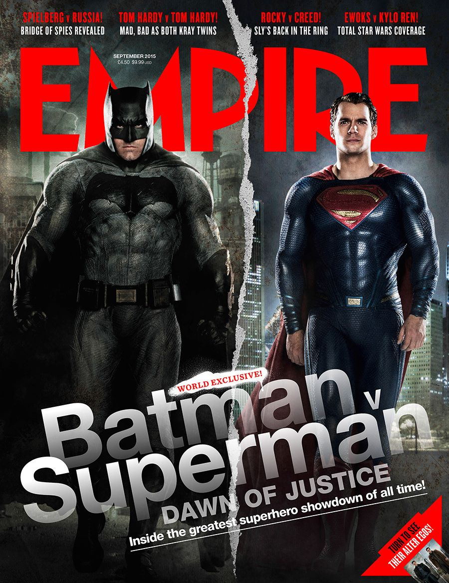 Empire Batman v Superman