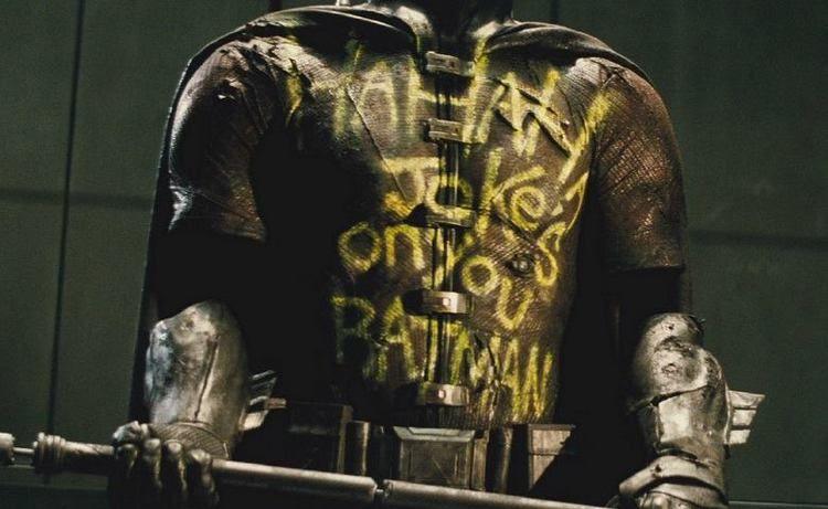 ¿Tenemos actor confirmado para el difunto Robin en Batman v Superman?