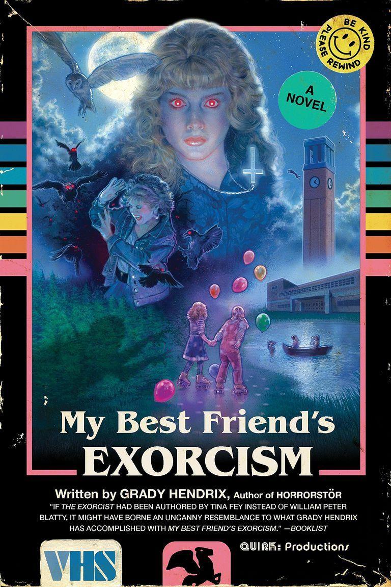 Best Friend Exorcism