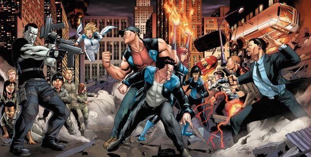 Sony producirá cinco películas basadas en comics de Valiant Partners