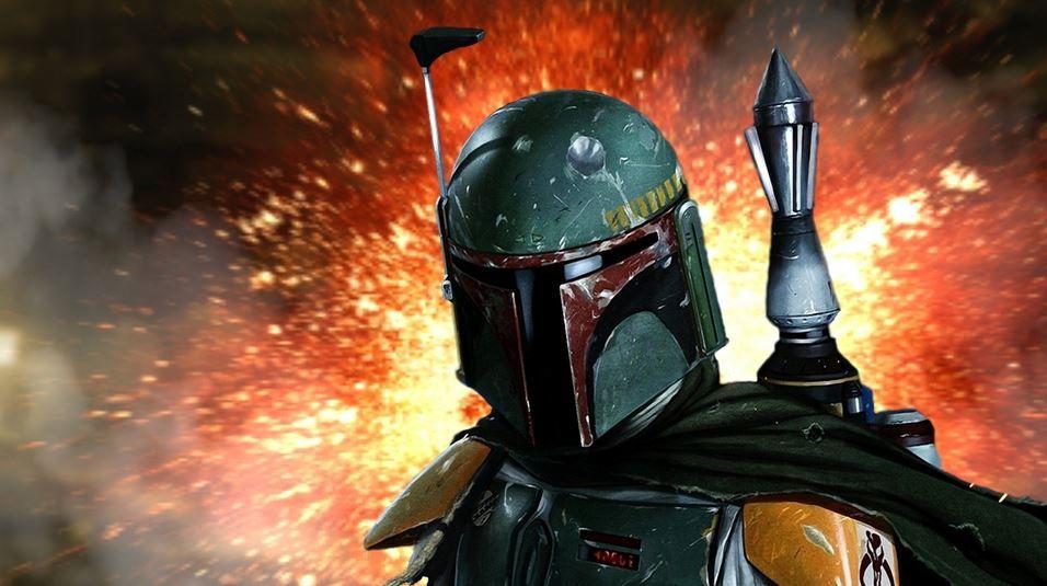 Spin-OFf Star Wars Boba Fett