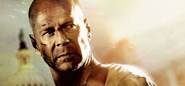 Bruce Willis Misery