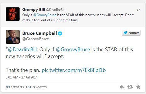 Bruce Campbell Comic-Con