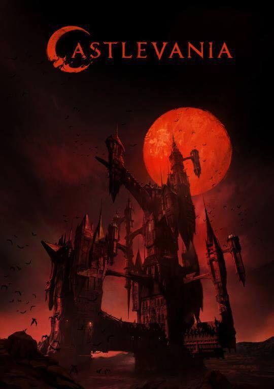 Poster Serie Castlevania