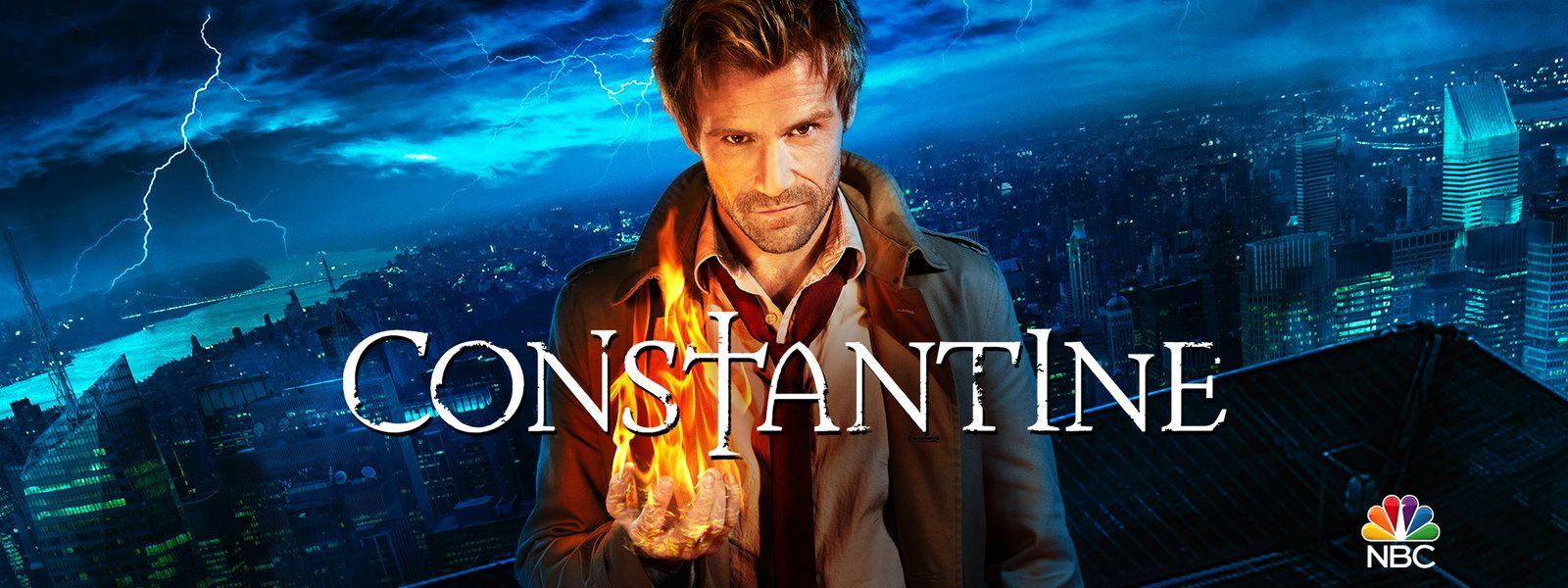 Constantine regresa en Arrow