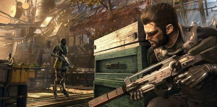 Imagenes Deus Ex: Mankind Divided