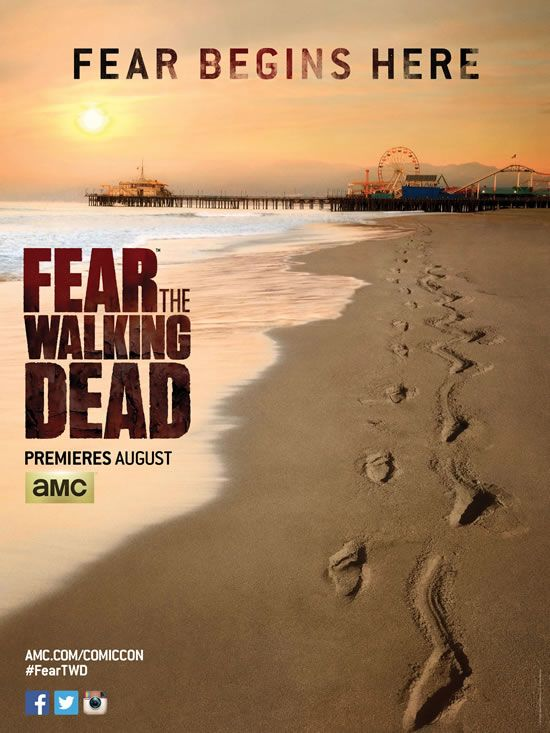 Trailer Fear Walking DEad