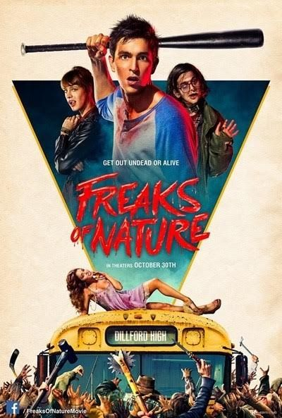 Freaks of Nature Concurso