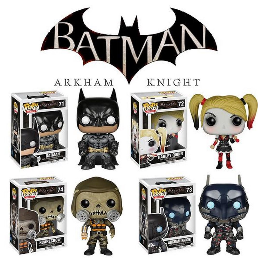 Funko Pop Batman Arkham Knight