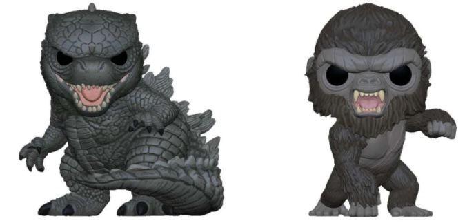 Funko Godzilla vs Kong