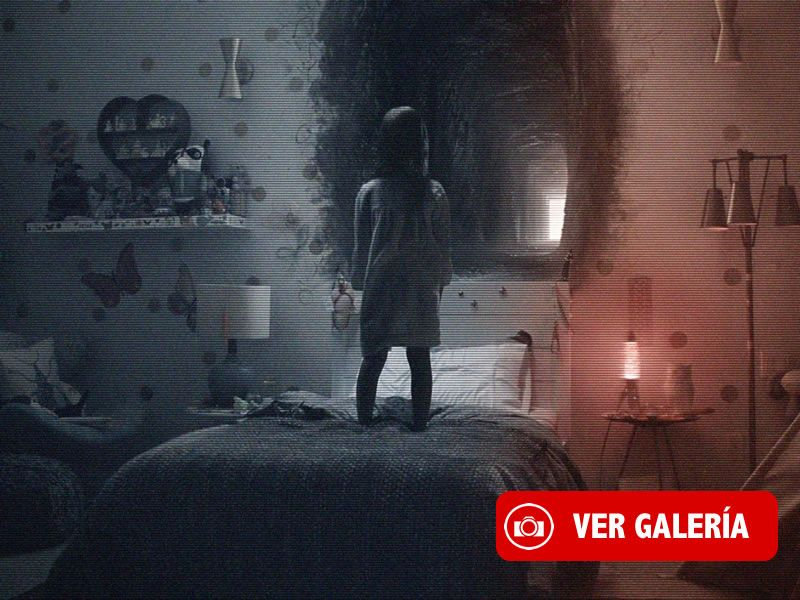 Paranormal Activity Ghost Dimension imagenes