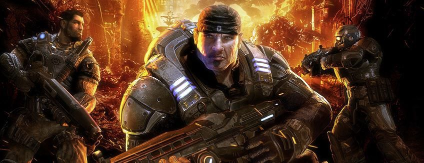 Gears of War Presente en el E3