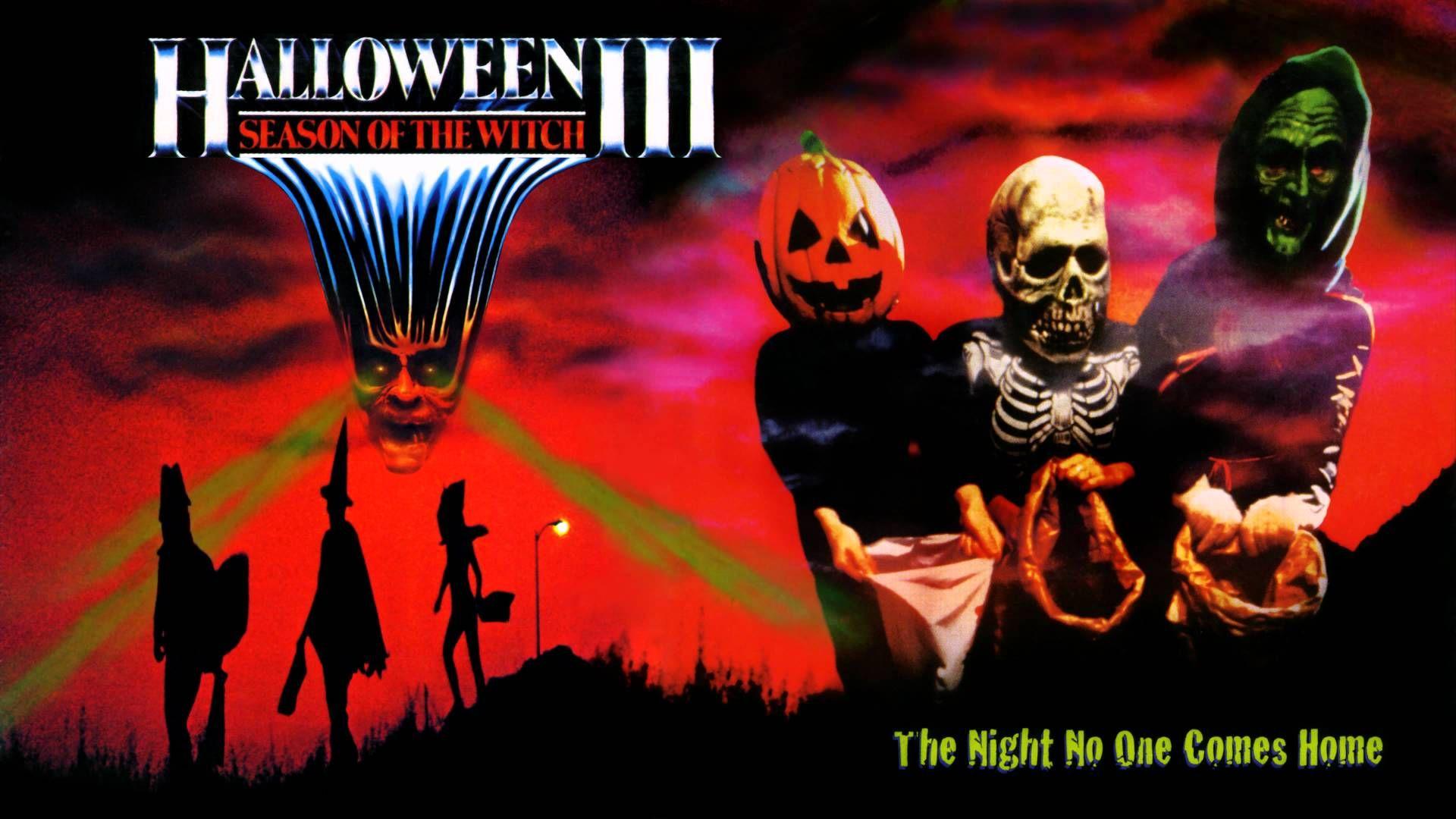 Halloween 3 cumple 33 años