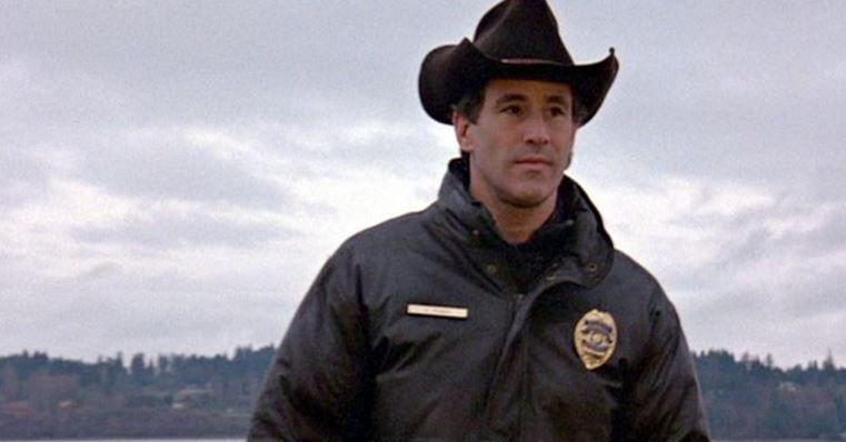 Sheriff Harry Truman Twin Peaks