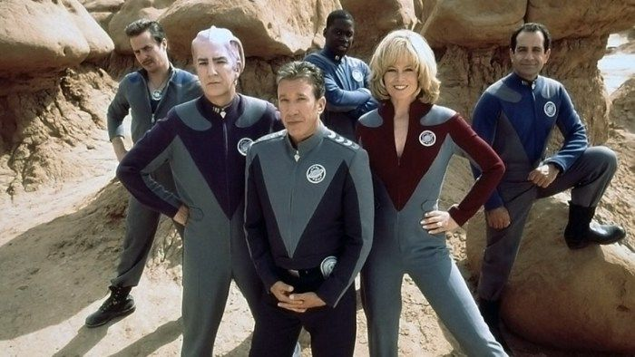 Serie Heroes Fuera de Orbita en Marcha