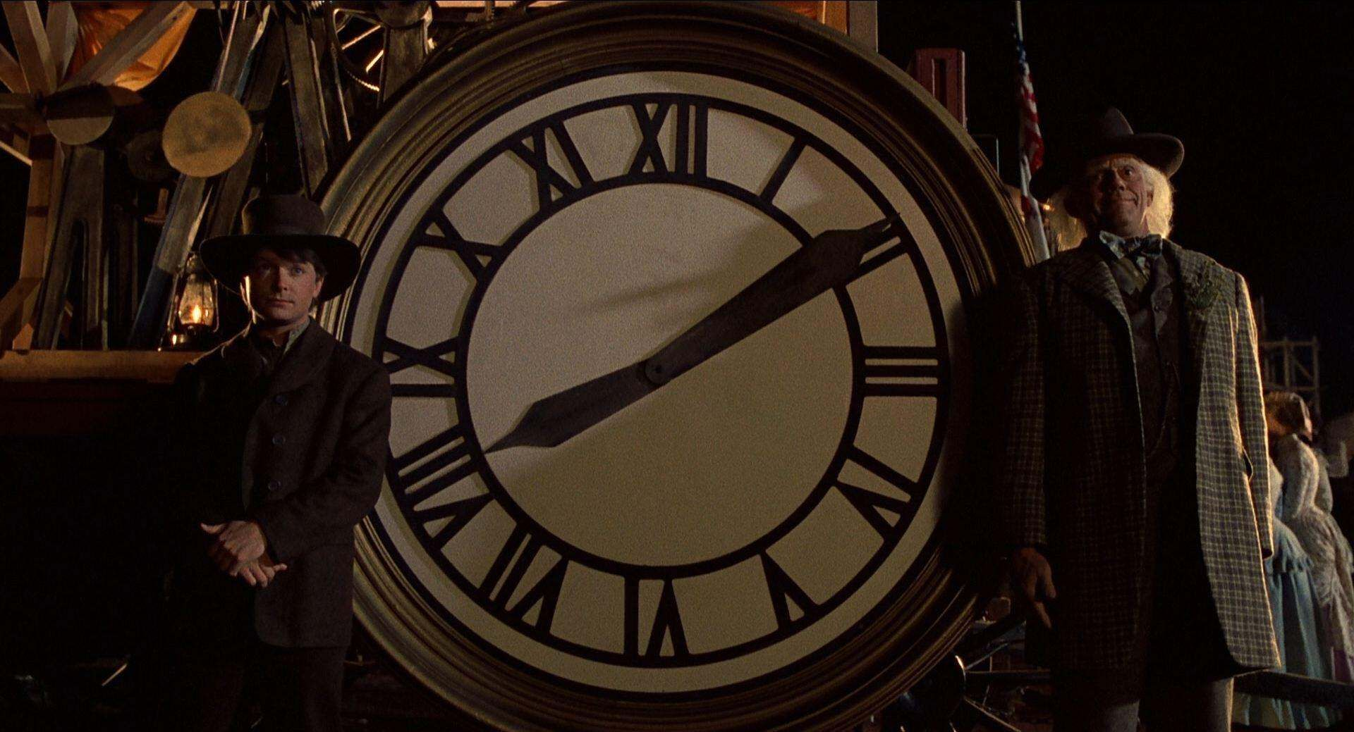Hill Valley Reloj