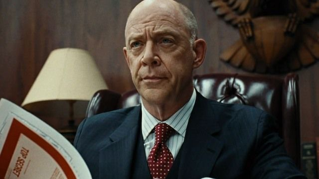 J.K.Simmons acompañará a Tom Hiddleston en Kong: Skull Island