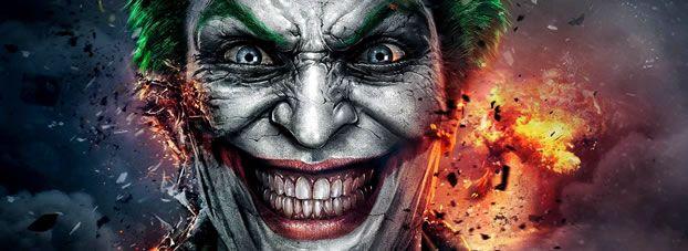 Jared Leto caracterizado como el Joker
