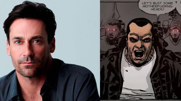 ¿Es Jon Hamm el elegido para ser Negan en la nueva temporada de The Walking Dead?