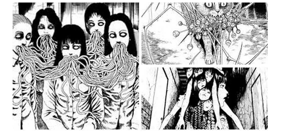 Junji Ito Silent Hills
