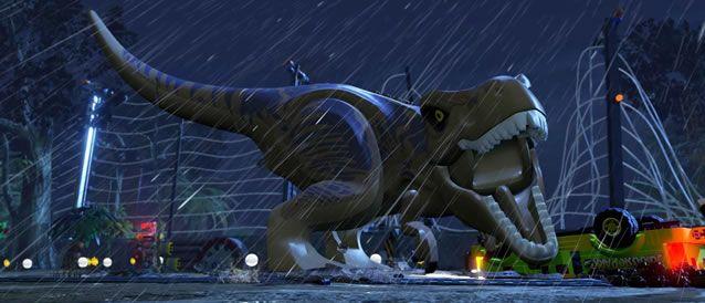 Imagenes Lego Jurassic World