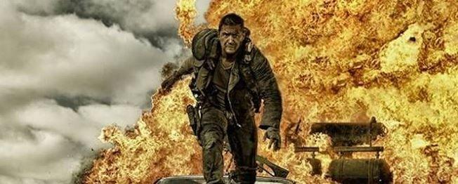Explosiones Mad Max Furia en la Carretera
