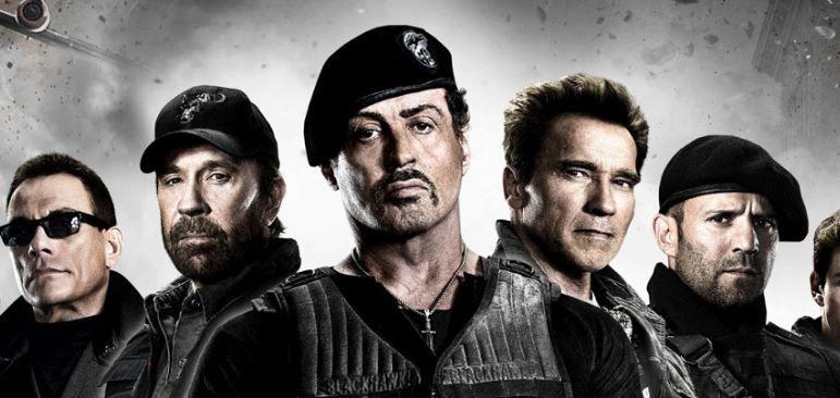 Mercenarios Salto Television