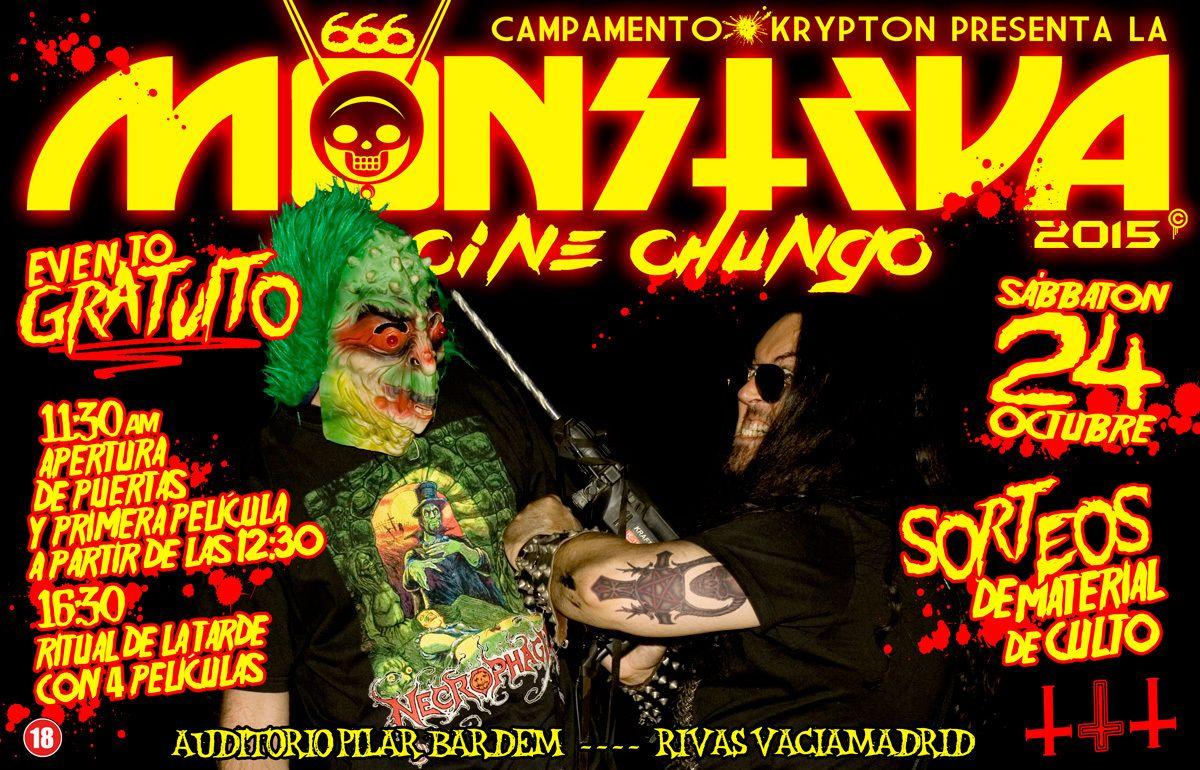 Monstrua Cine Chungo