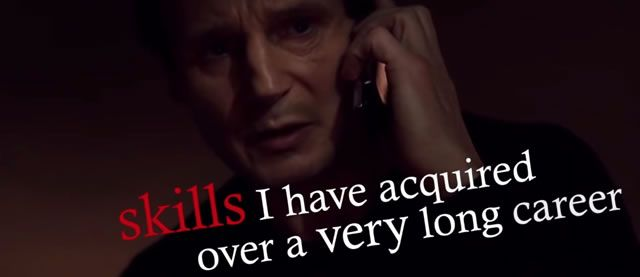 Liam Neeson deja el cine de accion