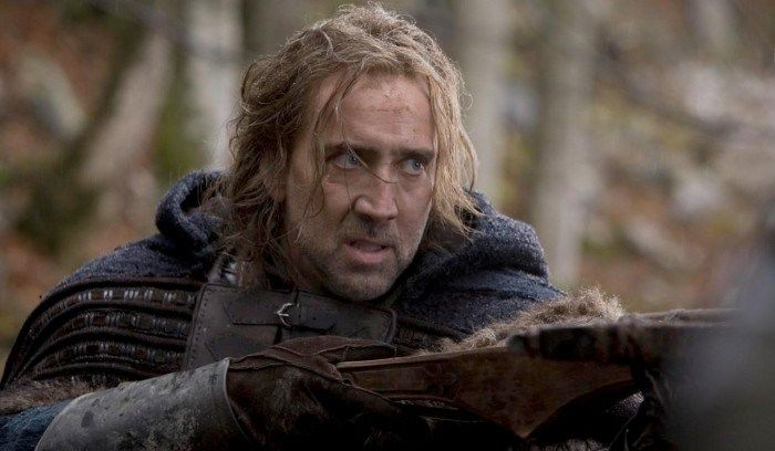Nicolas Cage rechazo papel Senor Anillos