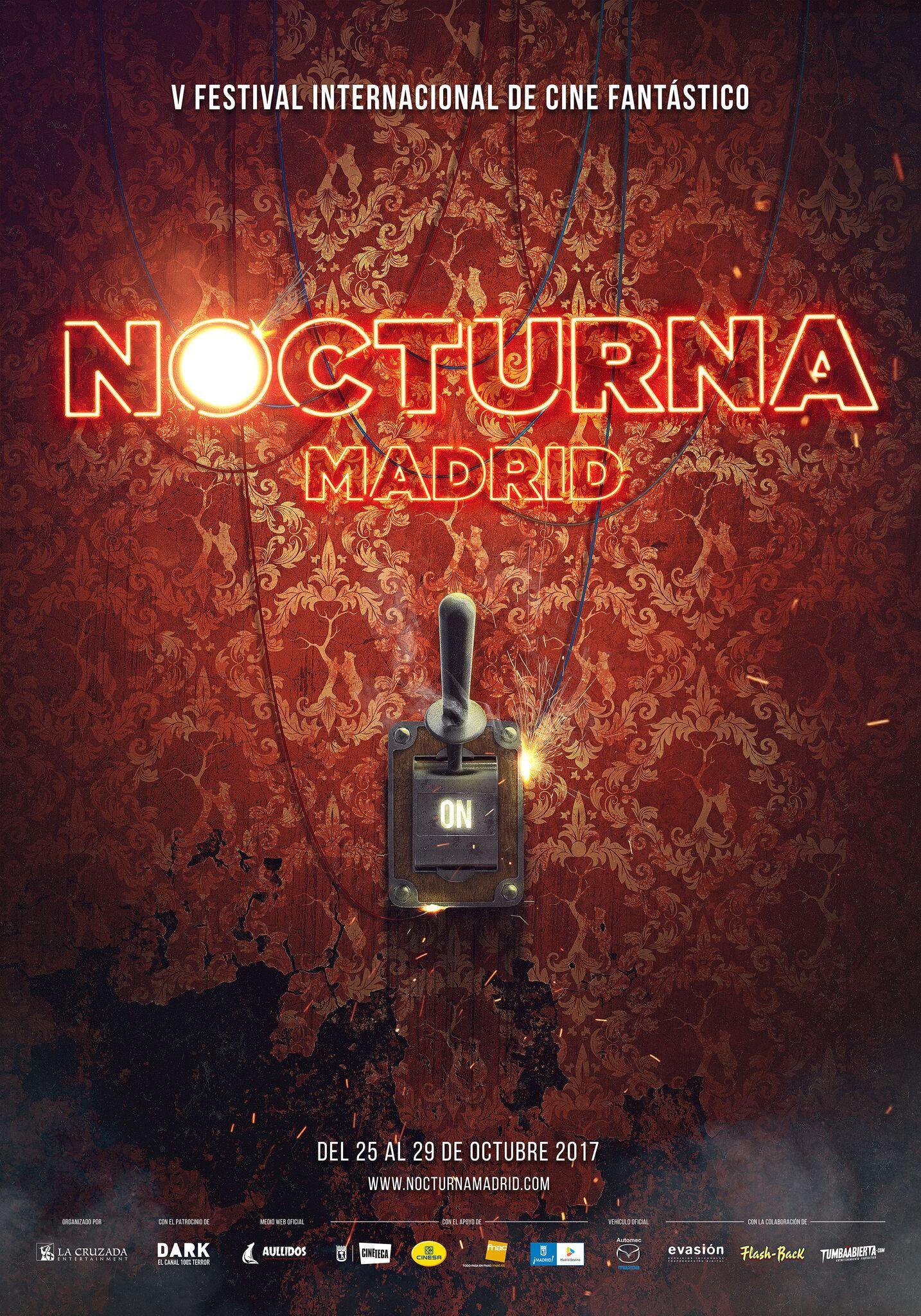 Cartel Nocturna 2017