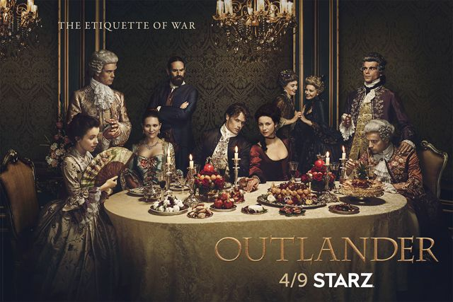 Outlander 2ª Temporada
