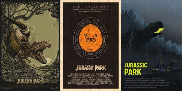 Posters Jurassic Park