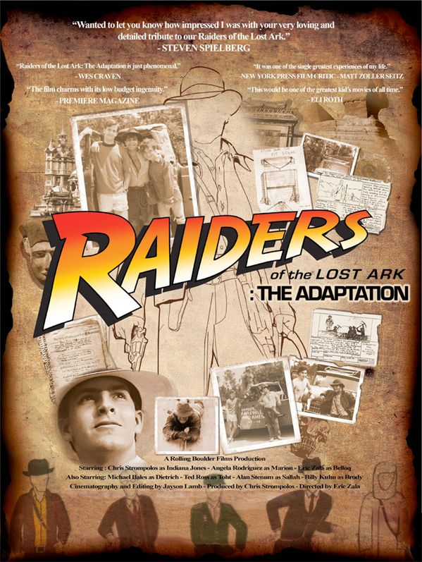 Poster documental Raiders